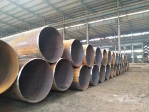 大口径无缝钢管规格